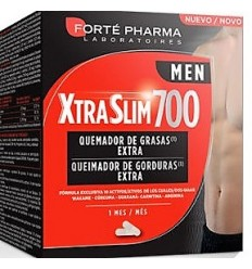 XTRASLIM 700 MEN 120 CAP