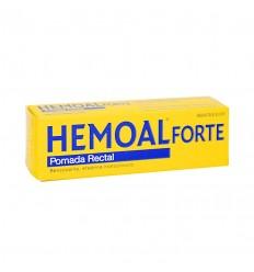 HEMOAL FORTE POMADA RECTAL 1 TUBO 30 G