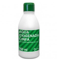 CINFA AGUA OXIGENADA 10 VOL 250 ML
