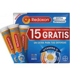 REDOXON PACK  30 COMP  15 COMP GRATIS