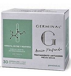 GERMINAL 3.0 TRATAMIENTO ANTIAGING 1,5 ML 30 AMP