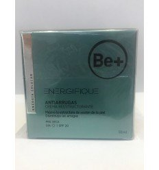 BE ENERGIFIQUE ANTIARRUGAS CREMA HIDRATANTE REE 50 ML