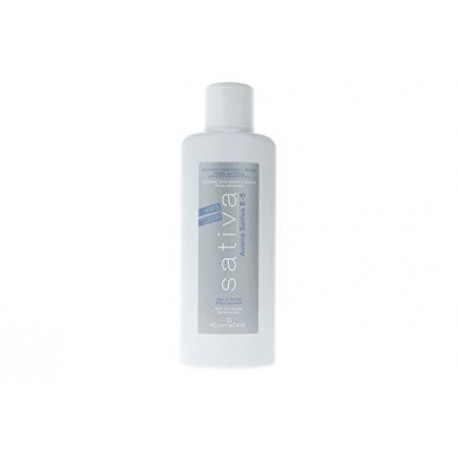 SATIVA GEL BAÑO Y DUCHA COSMECLINIK PETACA 750 ML