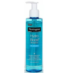 NEUTROGENA HYDRO BOOST GEL LIMP AGUA 200