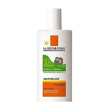 ANTHELIOS SPF 50 DERMOPEDIATRICS LECHE LA ROCHE 40 ML