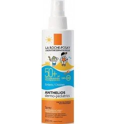 ANTHELIOS SPF- 50 DERMOPEDIATRICS SPRAY LA ROCH 200 ML