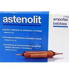 ASTENOLIT AMPOLLAS BEBIBLES 12 AMP