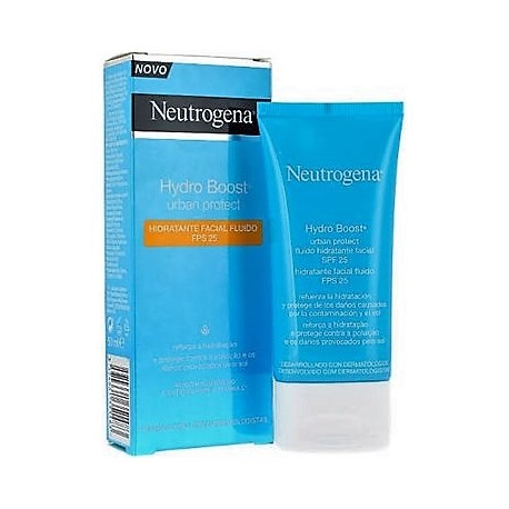 NEUTROGENA HYDRO BOOST URBAN PROTECT SPF 25 FLUI 50 ML