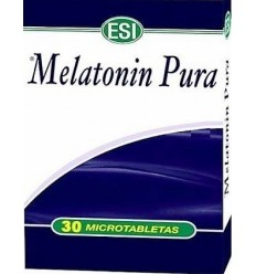 MELATONIN PURA 1.9 MG 30 MICROTABLETAS