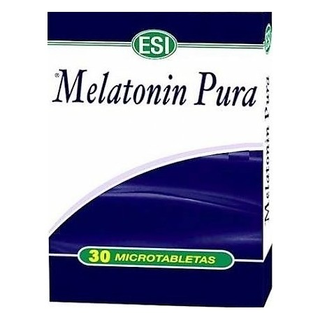 MELATONIN PURA 1.9 MG 30 MICROTABLETAS