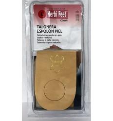 TALONERA ESPOLON PIEL T.L 1 PAR REF.6320.3