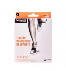 TENDON CORRECTOR DE JUANETES FARMALASTIC SPORT T- L