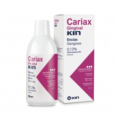 CARIAX GINGIVAL ENJUAGUE BUCAL 250 ML