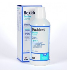 BEXIDENT ENCIAS COLUTORIO TRICLOSAN 250 ML