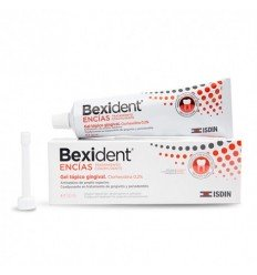 BEXIDENT ENCIAS GEL GINGIVAL CLORHEXIDINA 0.2 50 ML