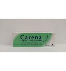 CARENA 5 mg/g  270 mg/g POMADA 1 TUBO 65 g