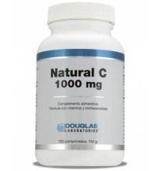NATURAL C (1000MG) 100 COMP LAB DOUGLAS