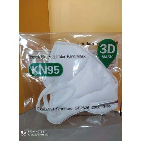 MASCARILLAS INFANTIL KN95-FFP2