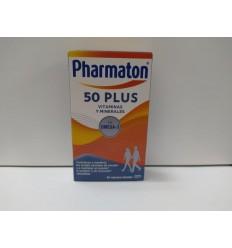 PHARMATON 50 PLUS 30 CAPS