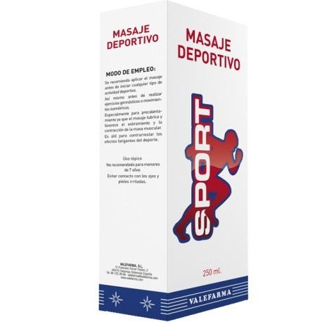 MASAJE DEPORTIVO VALEFARMA