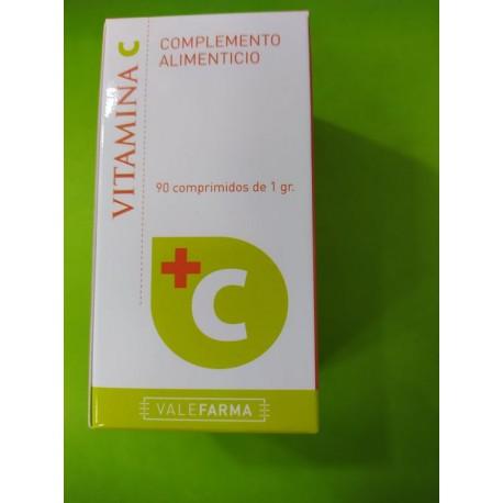 VITAMINA C VALEFARMA 90 COMPRIMIDOS